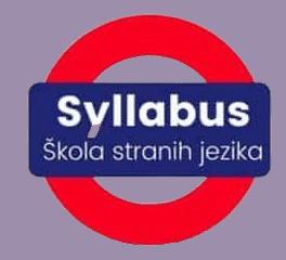 Syllabus skola stranih jezika